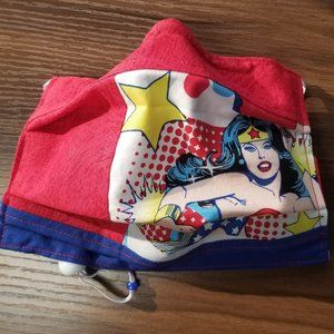 Face Mask - Wonder Woman
